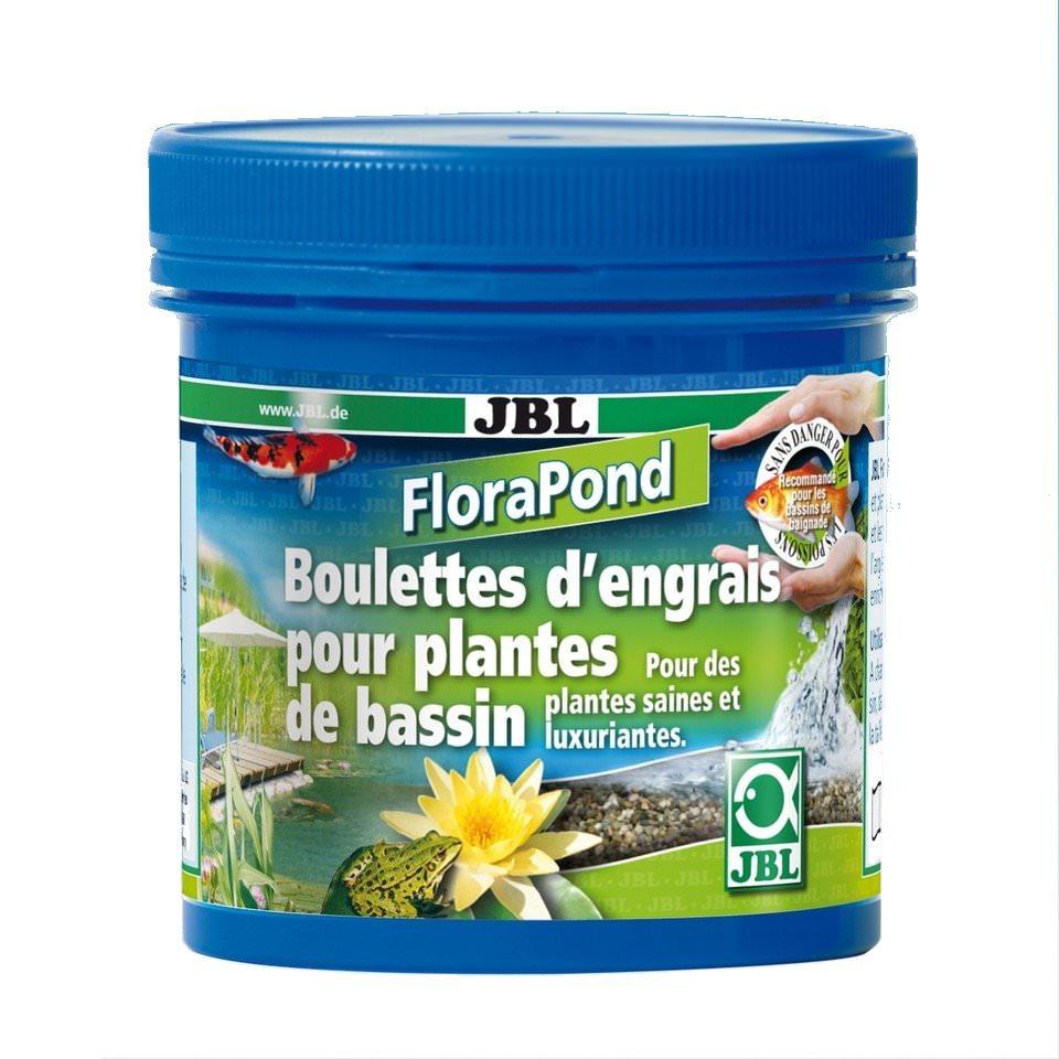 JBL FloraPond 8 boulettes d\'engrais pour plantes de bassin