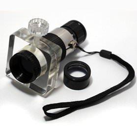 D-D Nanoscope N 01 microscope pour l\'observation des coraux et de la micro-faune en aquarium récifal