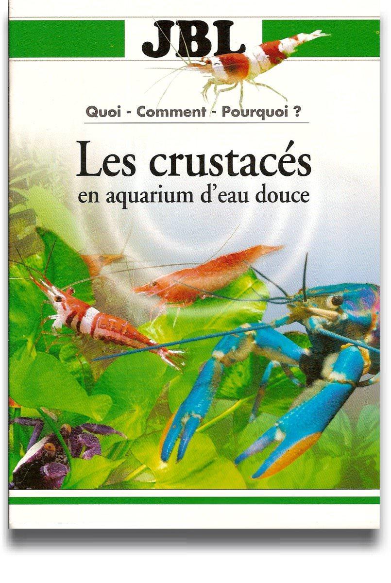 Livre les crustacés