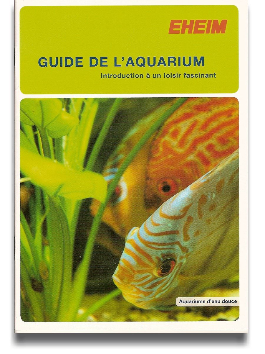 livre guide de l'aquarium