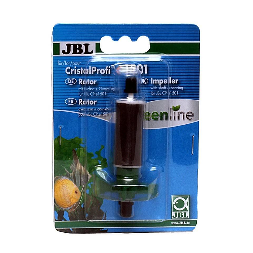 JBL Kit rotor, axe et manchons pour Cristal Profi e1501 GreenLine
