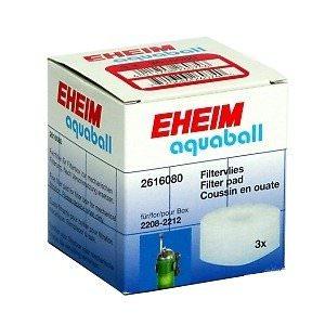 EHEIM Cartouches de ouate pour filtre AquaBall et BioPower
