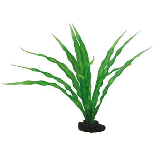 HOBBY Crinium 29cm plante artificielle pour aquarium