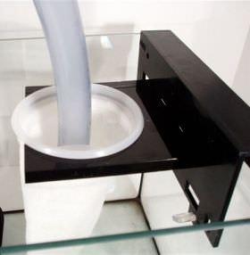 DVH IMPORT Support pour Filter Bag diamètre 10 et 18 cm en Nylon ou Coton