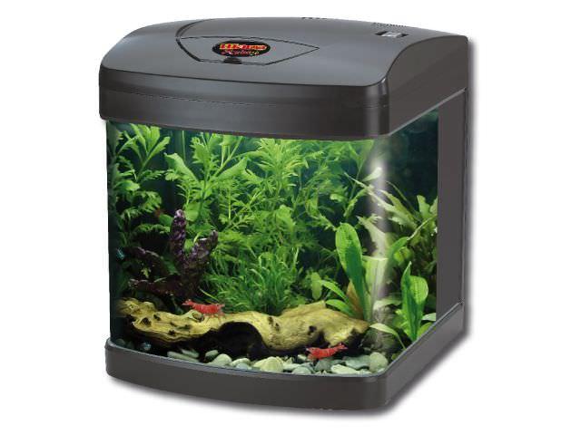 Nano aquarium wave x cube 26 noir tout quip de 26l for Aquariophilie en ligne