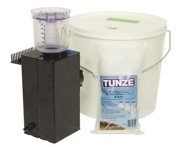TUNZE Nano Reefpack 250 kit de traitement de l\'eau de mer complet avec écumeur pour aquariums de 40 à 200L