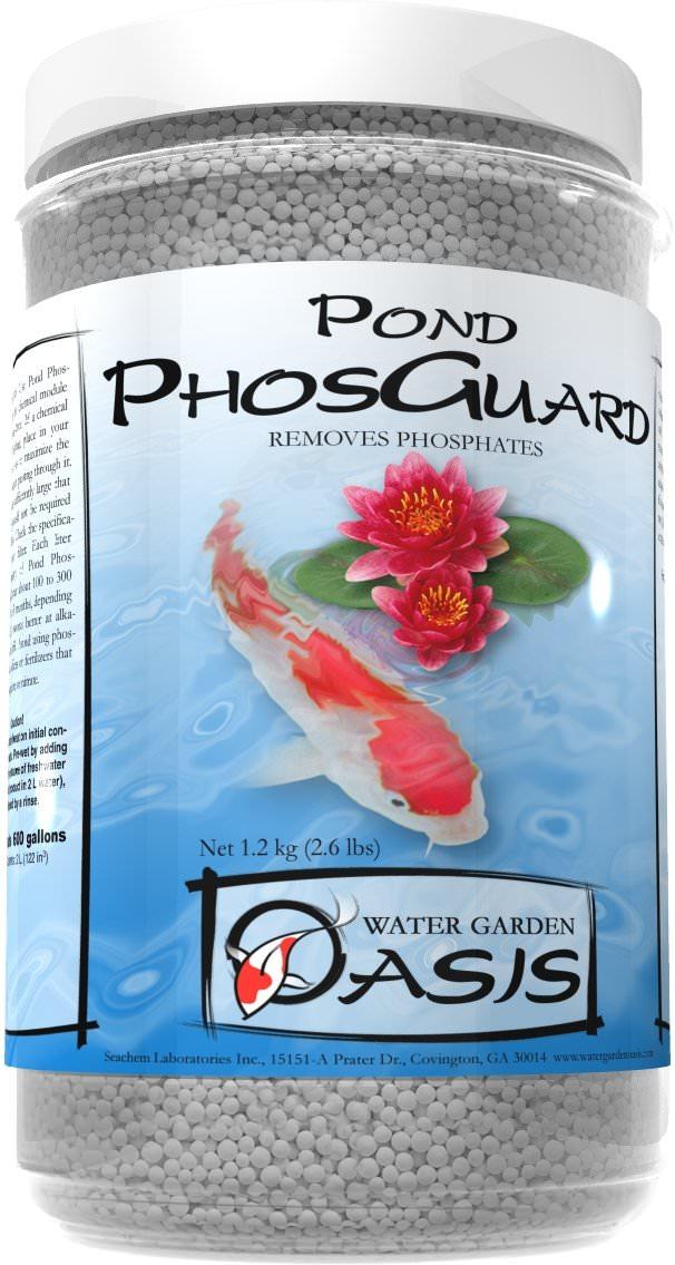 SEACHEM Pond Phosguard 1L masse filtrante anti-phosphate pour filtration de bassin