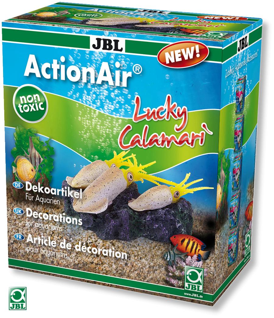 JBL ActionAir Lucky Calamari diffuseur original créant le mouvement de 3 calamars au passage de l\'air