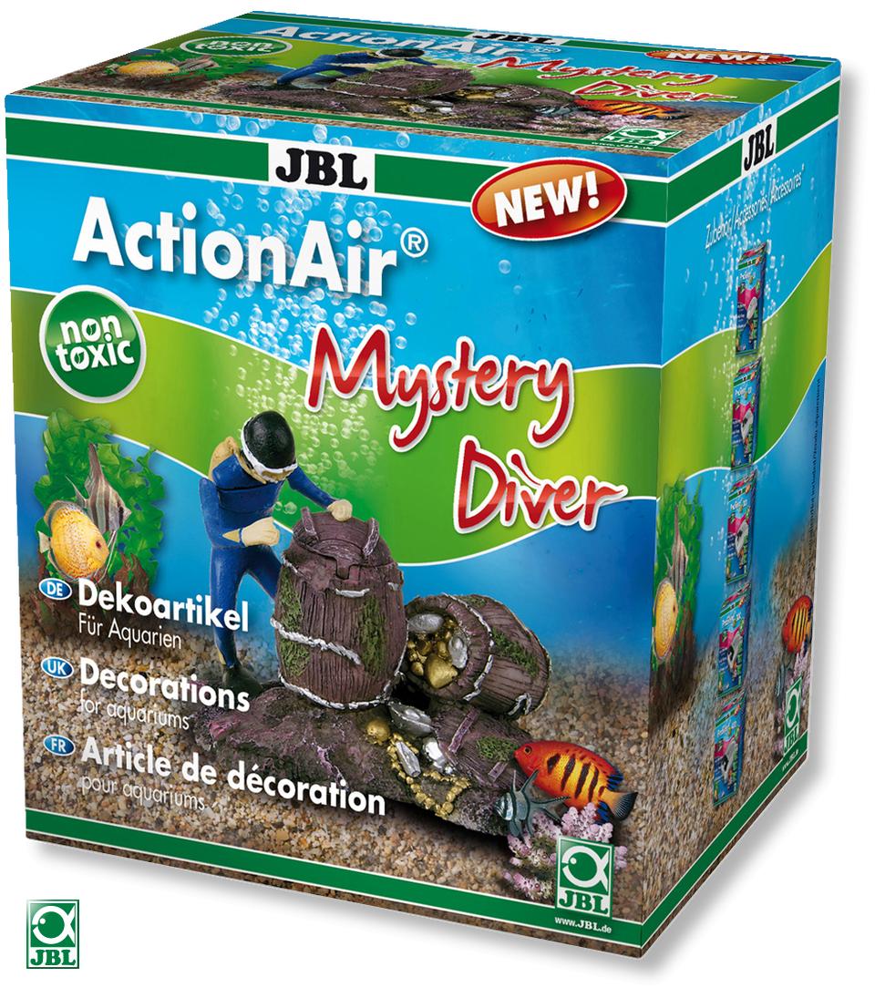 JBL ActionAir Mystery Diver diffuseur plongeur créant le mouvement d\'un des coffres au passage de l\'air
