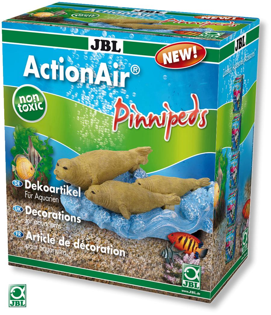 JBL ActionAir Pinnipeds diffuseur 3 phoques créant un mouvement de la figurine au passage de l\'air