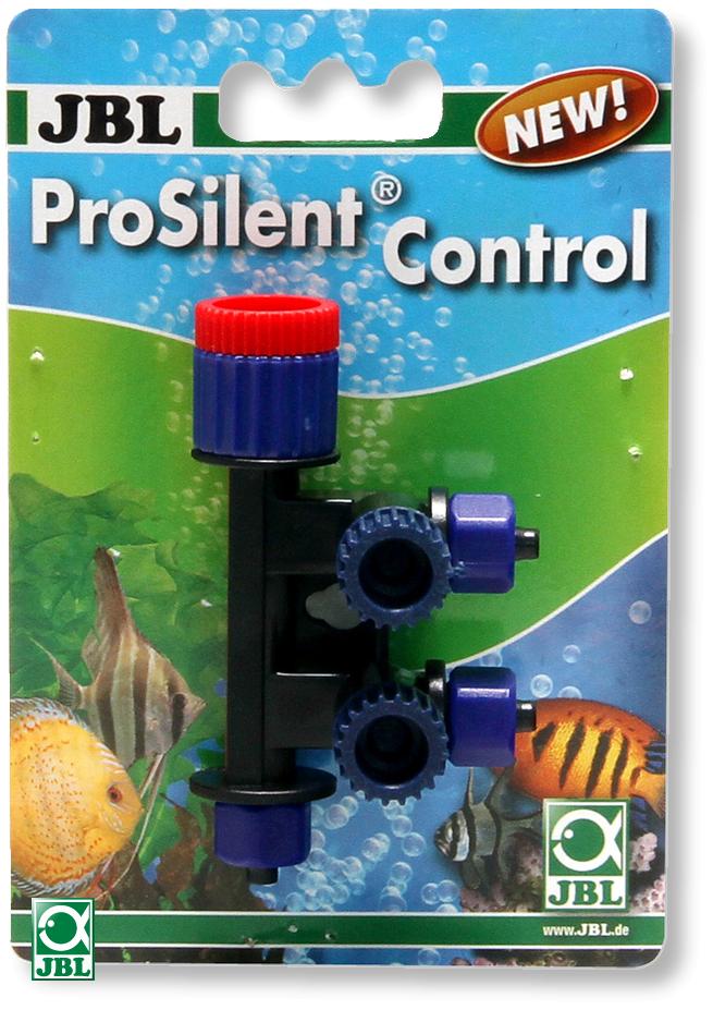 JBL ProSilent Control répartiteur combinable double avec robinets pour système d\'aération
