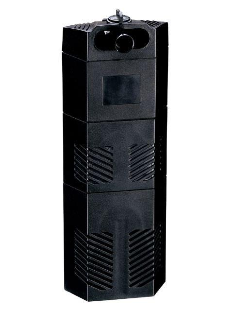 AMTRA Filpo Corner Twin 200L/h filtre d\'angle compact pour aquarium de moins de 50L