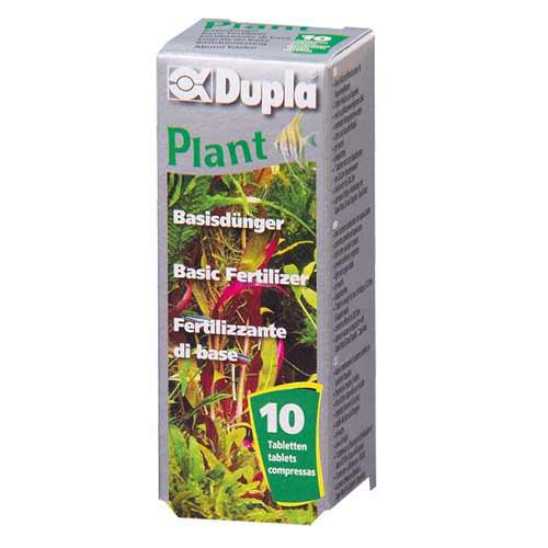 Dupla plant 10 tablettes fertilisantes pour plantes d for Aquariophilie en ligne