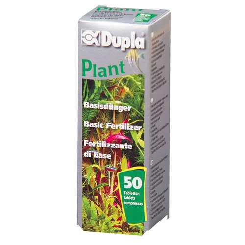 Dupla plant 50 tablettes fertilisantes pour plantes d for Boutique aquariophilie