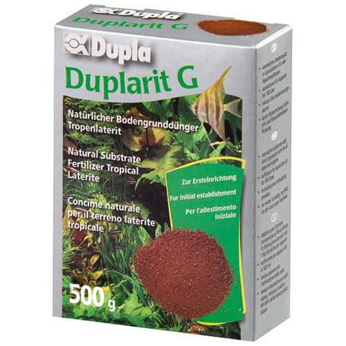 DUPLA Duplarit G 500 gr. fertilisant naturel pour aquarium jusqu\'à 200L
