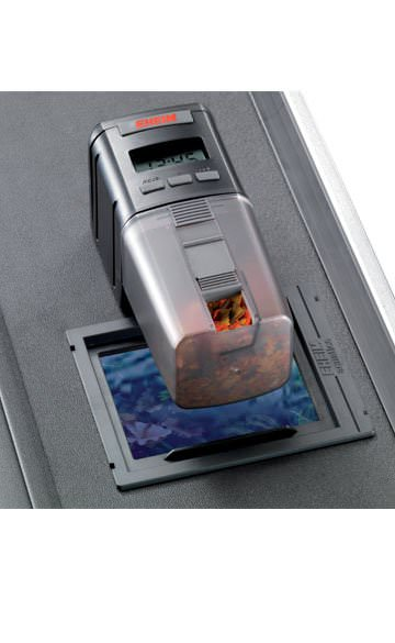 Eheim 3581 auto feeder distributeur automatique de for Nourriture aquarium