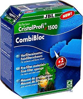 JBL CombiBloc mousse de filtration pour filtres CristalProfi e1500, e1501 et e1901
