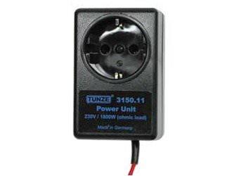 TUNZE Prise commutable 3150.110 permet de remplacer la pompe 12V de l\'osmolateur 3155 par une pompe plus puissante