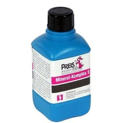 PREIS Mineral Komplex 1000 ml apporte les minéraux essentiels aux coraux et animaux marins