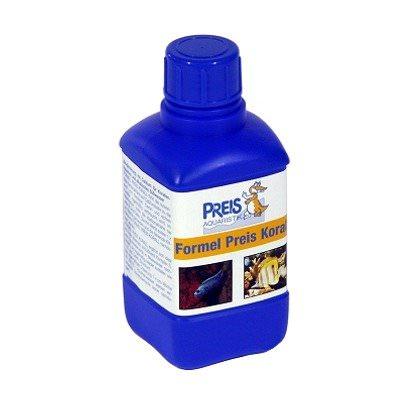 PREIS Formel Korall 250 ml réhausse la dureté carbonaté en eau de mer et en eau douce