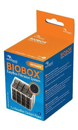 AQUATLANTIS EasyBox Cartouche charbon taille L pour filtre Biobox 2 et 3