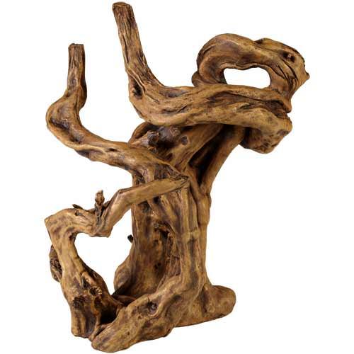 HOBBY Scaper Root racine en résine 23 x 21 x 28 cm pour la décoration de votre aquarium d\'eau douce