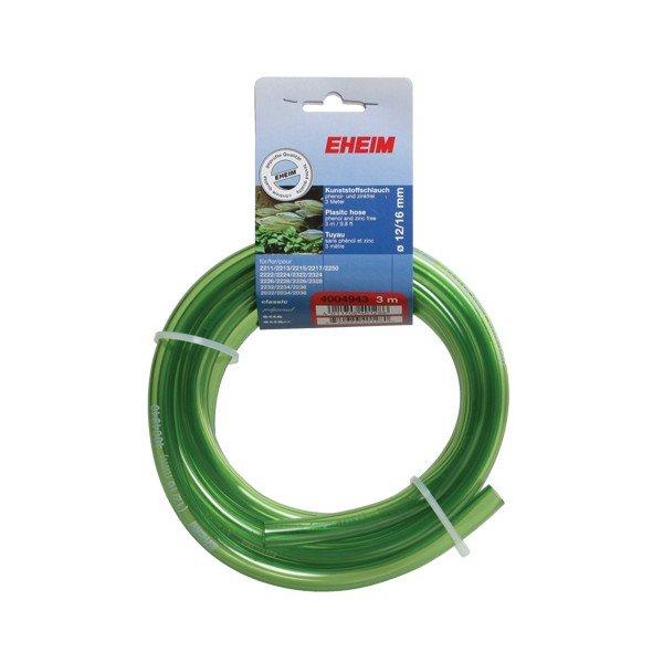 Eheim 4003943 tuyau vert transparent 9 12 mm 3m for Aquariophilie en ligne
