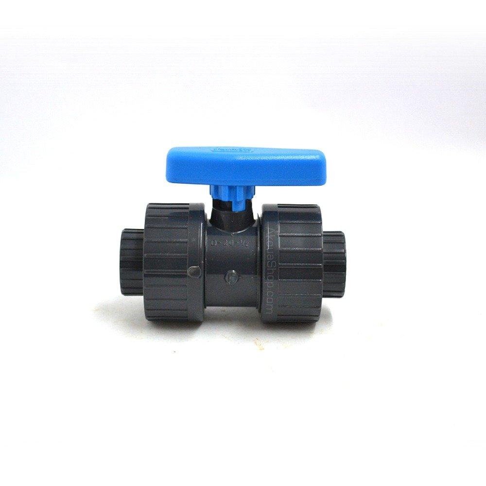 Vanne PVC pression PLIMEX pour tuyau PVC diamètre 16 mm