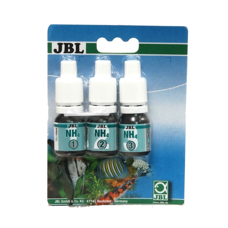 Kit recharge pour test JBL NH4 (Ammonium)