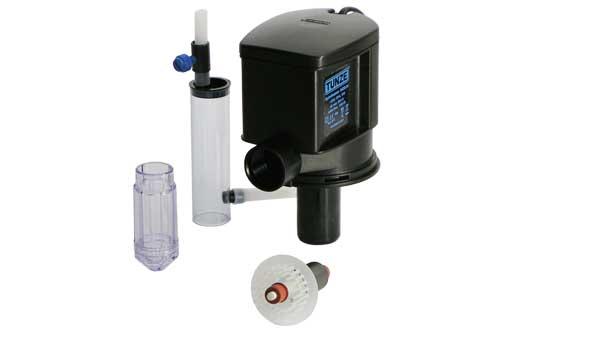 TUNZE Hydrofoamer Silence 9410.040 pompe spéciale écumeur avec rotor à dispergateur Débit : 600l/h d\'air et 900l/h d\'eau