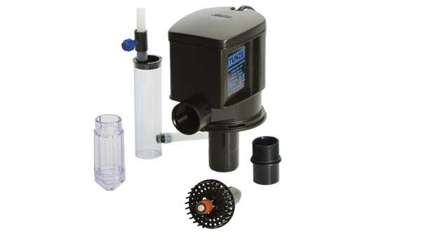 TUNZE Hydrofoamer Silence 9420.040 pompe spéciale écumeur avec rotor à dispergateur. Débit : 850l/h d\'air et 1300l/h d\'eau