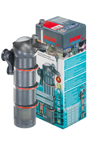 EHEIM Biopower 200 filtre intérieur à grande efficacité pour aquarium entre 100 et 200 litres
