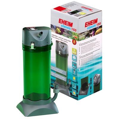 EHEIM Classic 2211 filtre externe pour aquarium entre 50 et 150L avec mousses filtrantes