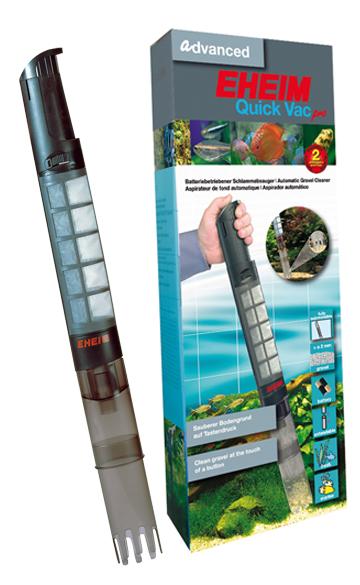 EHEIM 3531 Quick Vac Pro aspirateur haut de gamme pour le nettoyage du fond de l\'aquarium