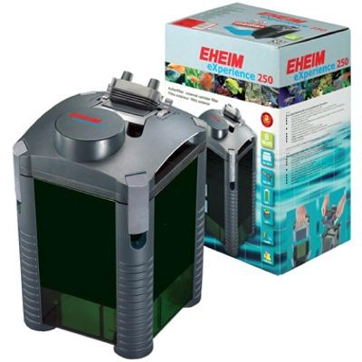 EHEIM 2424 eXperience 250 filtre externe pour aquarium jusqu\'à 250L avec mousses et masses filtrantes
