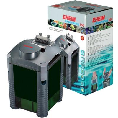 EHEIM 2426 eXperience 350 filtre externe pour aquarium jusqu\'à 350L avec mousses et masses filtrantes