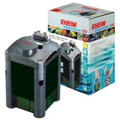 EHEIM 2422 eXperience 150 filtre externe pour aquarium jusqu\'à 150L avec mousses et masses filtrantes