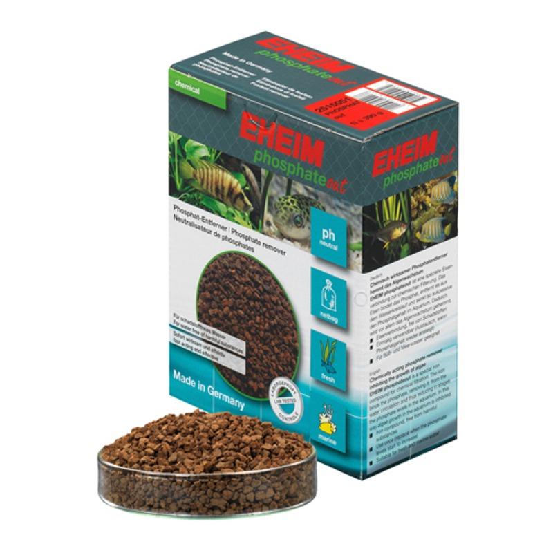 EHEIM Phosphate Out 390 gr. materiau de filtration pour l\'absorbtion rapide du phosphate