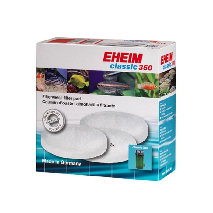 EHEIM 3 coussins de ouate filtrante pour filtre Classic 2215