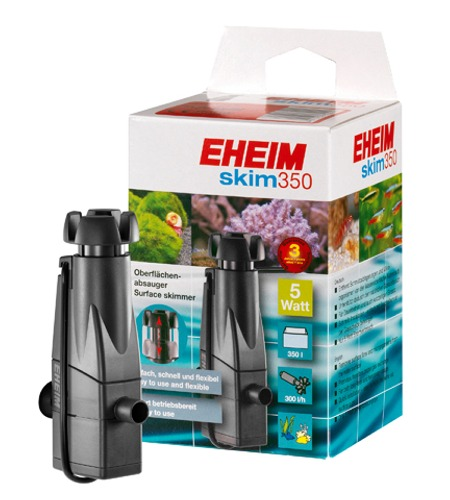 EHEIM 3536 Skim 350 micro-skimmer de surface pour aquarium jusqu\'à 350L