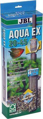 JBL Aqua Ex cloche de nettoyage pour hauteur d\'eau de 20 à 45 cm ! DÉMO EN VIDÉO !