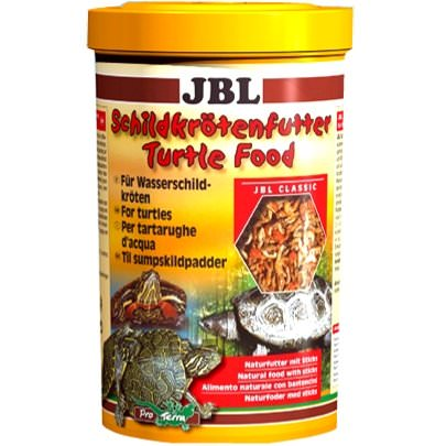 JBL Nourriture principale  2,5 L en mélange pour tortue d\'eau