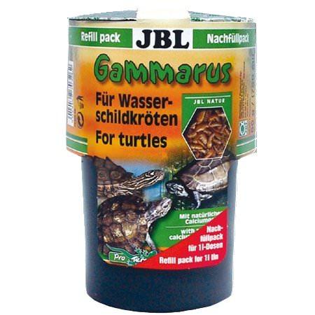 JBL Gammarus Recharge 80gr nourriture de qualité supérieure pour tortue