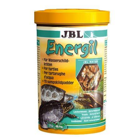 JBL Energil 1 L gourmandises à base de poissons et crustacés pour tortues d\'eau