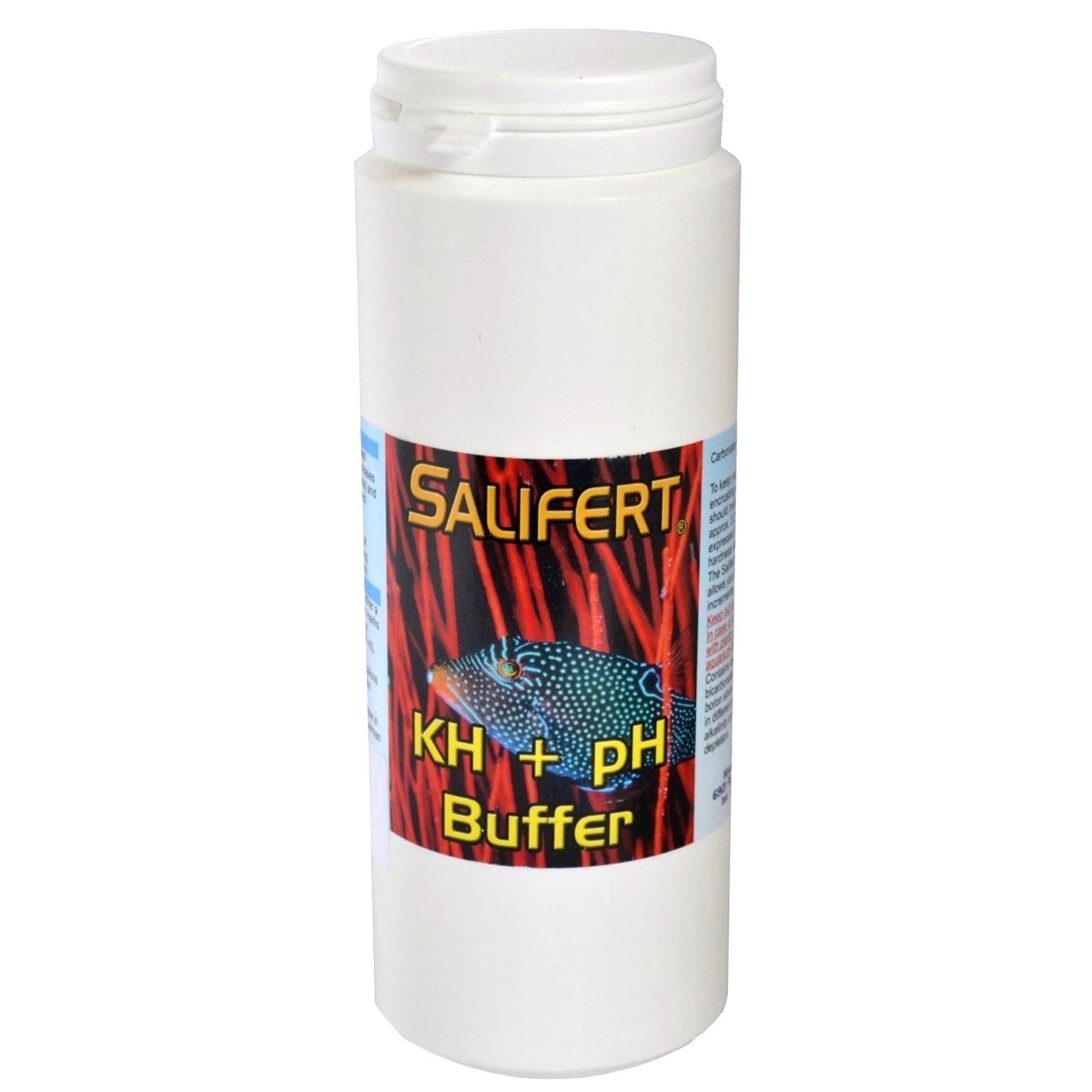 SALIFERT Kh + pH Buffer 500 ml augmente dureté carbonatée et stabilise le pH à la valeur correcte