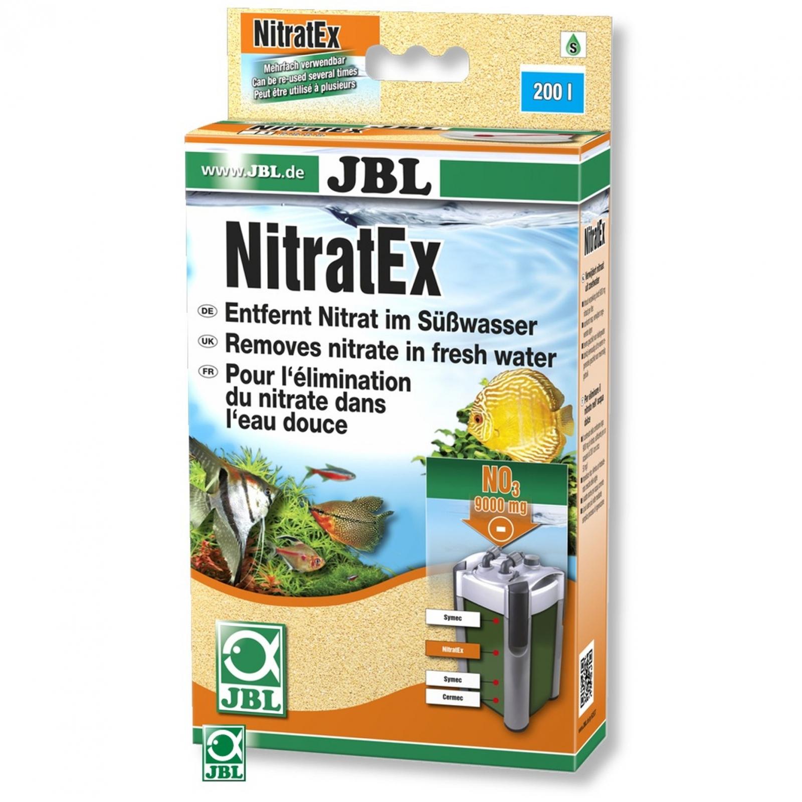 JBL NitratEx 250 ml masse filtrante pour l\'élimination rapide du nitrate