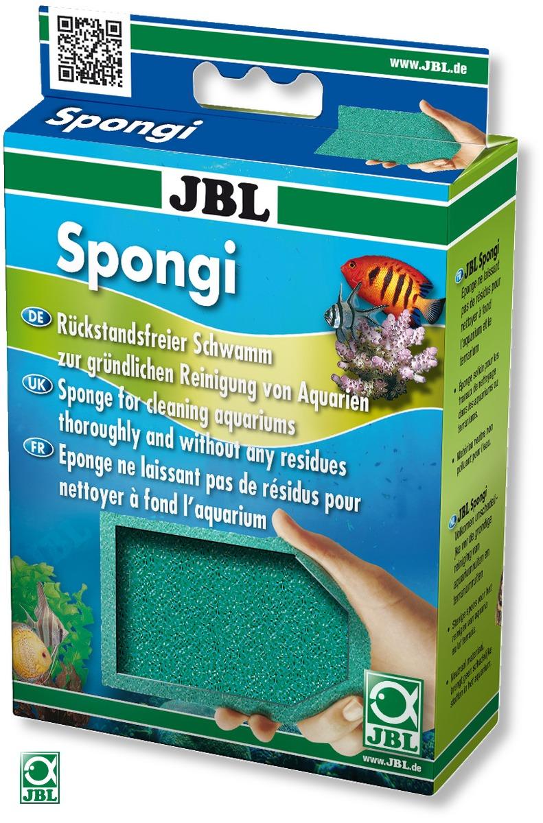 JBL Spongi éponge pour le nettoyage des vitres d\'aquariums et terrariums