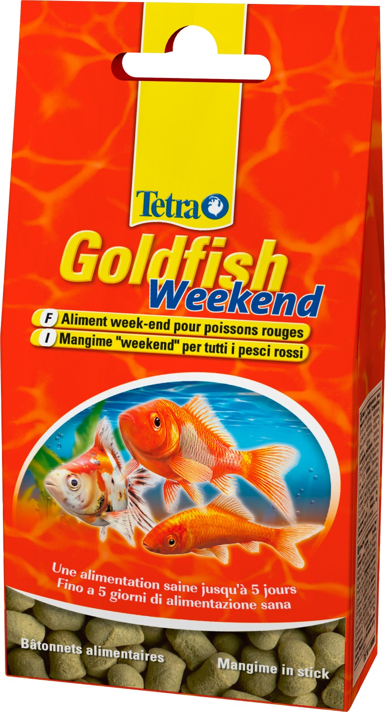 TETRA GoldFish Week-End