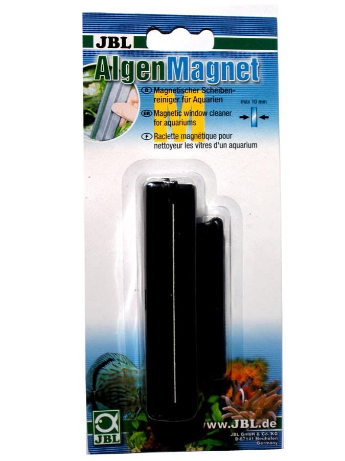 JBL AlgenMagnet M nettoyeur de vitre aimanté pour l\'élimination des algues 10 mm