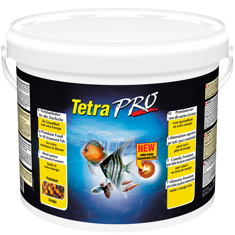 TETRA Pro Energy 10L aliment en chips de qualité supérieure pour poissons d\'ornement